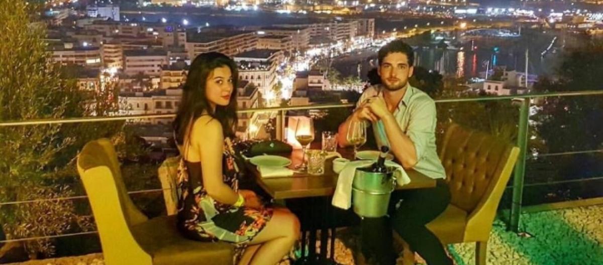 Un Posto Al Sole Giorgia Gianetiempo E Luca Turco Sono Fidanzati