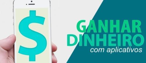 3 aplicativos para você ganhar dinheiro - com.br
