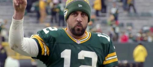 Aaron Rodgers talks about playing until he is 40 for Green Bay Packers- Photo: YouTube