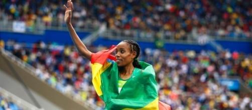 Almaz Ayana si conferma regina dei 10.000 metri ai Mondiali di Londra