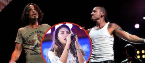 Así fue el emotivo homenaje que Tori, la hija de Chris Cornell, le ... - businessmonkeynews.com