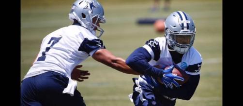 Dallas Cowboys: Jerry Jones doesn't believe Ezekiel Elliott will face suspension- Photo: YouTube