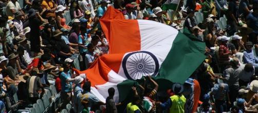 India wins second test match - Wikimedia Commons - wikimedia.org