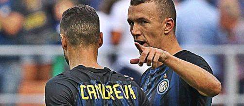 Inter Milan's Perisic And Candreva. [Image via Wikipedia Commons]