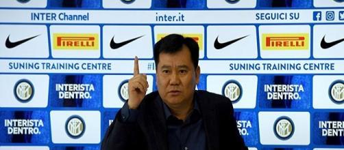 Inter, Zhang Jindong da l'ok per il grande colpo