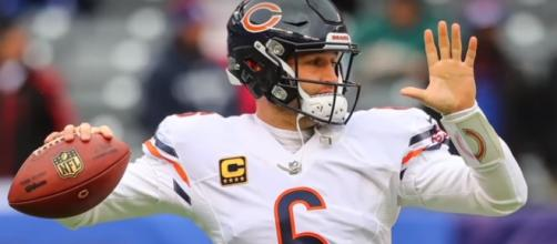 Jay Cutler leaning towards not signing with the Dolphins - (Image credit: YouTube| ESPN)