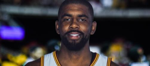 Kyrie Irving in an undated photo - Flickr/Erik Drost
