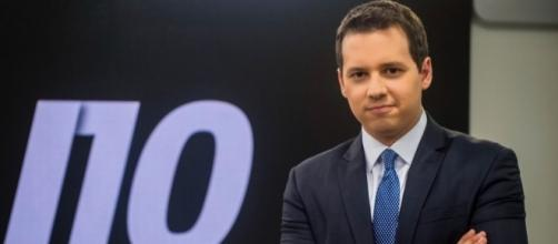 Novo âncora do 'Jornal Hoje' Dony de Nuccio