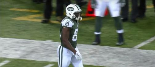 Quincy Enunwa Amazing 109-Yard Performance | Patriots vs. Jets | NFL Week 12 Player Highlights from YouTube/NFL