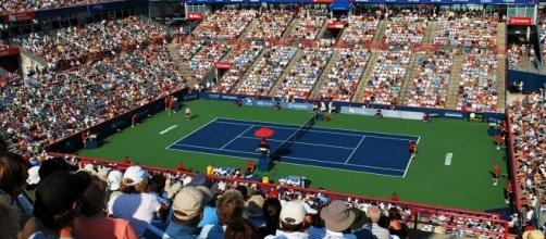 Rogers Cup venue in Montreal (Wikimedia Commons - wikimedia.org)