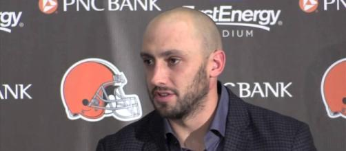 San Francisco 49ers Brian Hoyer taking leadership of new team- Photo: YouTube