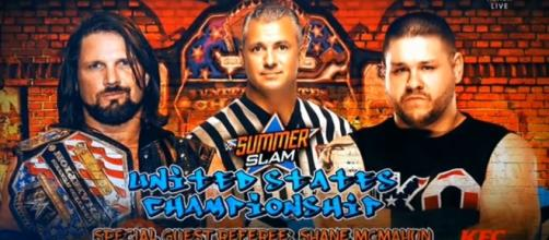 Summerslam 2017: Shane McMahon to be the special guest referee in the US Championship match Image credits- WWE/Youtube