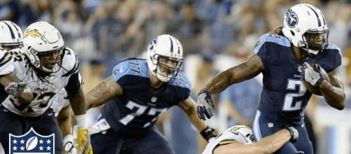 Tennessee Titans preparing Derrick Henry for bigger role in 2017- Photo: YouTube