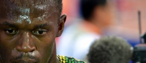 Usain Bolt décroche le bronze aux mondiaux de Londres