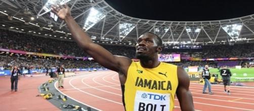 Usain Bolt, le champion du monde en sprint, vient de rendre sa couronne.