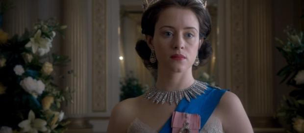 Claire Foy as Queen Elizabeth II in The Crown- (YouTube/Netflix)