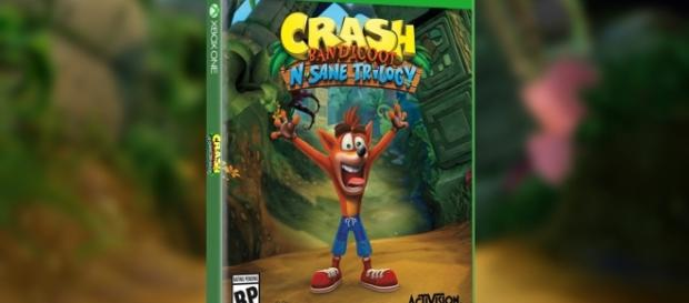 'Crash Bandicoot N. Sane Trilogy' website hints on Xbox One release(ItsWonka/YouTube Screenshot)