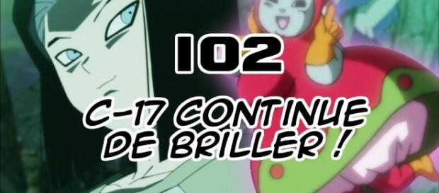 DBS 102 : C-17 continue de briller !