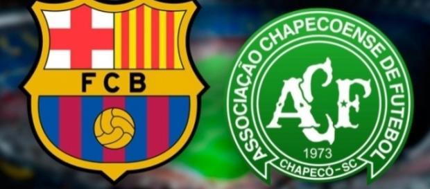El Barça se enfrentará al Chapecoense en el Camp Nou