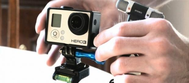 GoPro reports their performance from the second quarter of 2017 is slowly getting back on track. [Image Credit: VaughnFryWillDie/Youtube]