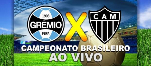Grêmio e Atlético jogam hoje, pelo Campeonato Brasileiro