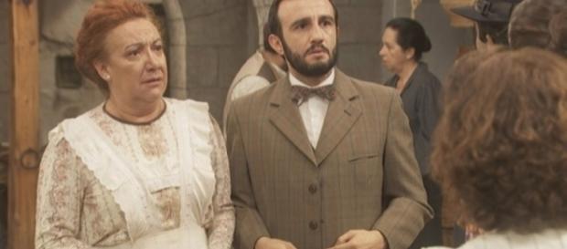 Il Segreto, anticipazioni Spagna: Pedro lascia Dolores