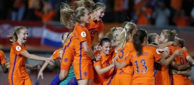 les Pays Bas remportent la Coupe d'Europe !