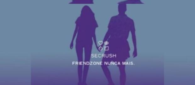 O Secrush vai lhe ajudar a encontrar seu grande amor no Facebook