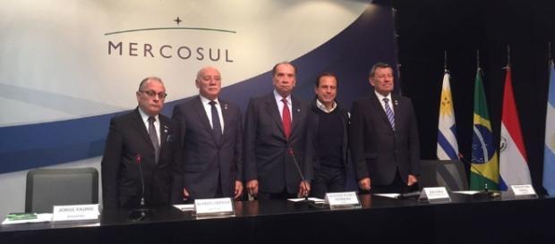 Países do Mercosul suspendem a Venezuela