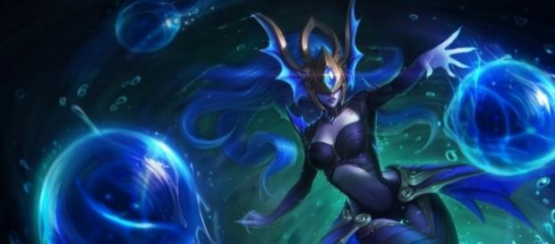 Syndra, campeón de League of Legends