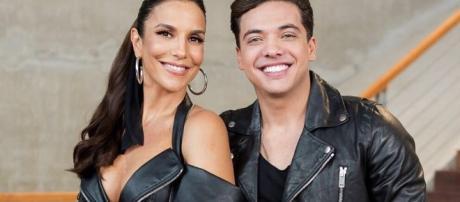 Ivete Sangalo e Wesley Safadão cantam juntos
