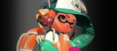 Take part in the 'Splatoon 2' Salmon Run mode. (image source: YouTube/Alpharad)