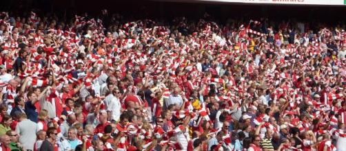 Arsenal wins Community Shield - Wikimedia Commons - wikimedia.org