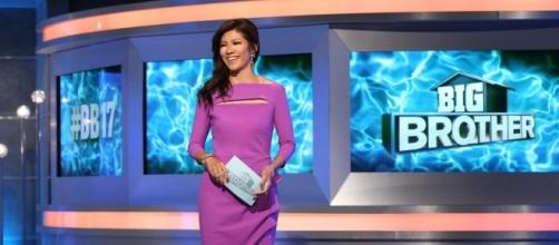 'Big Brother' host Julie Chen - used with permission, CBS Press