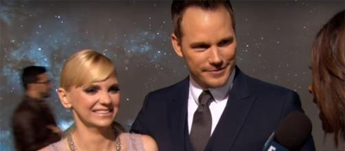 Chris Pratt and Anna Faris, who have been married for eight years and are parents to a five year old son, are separating. (YouTube/E! News)