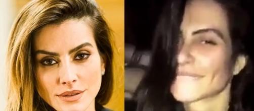 Cleo Pires aparece em vídeo polêmico e internautas garantem: 'está usando lança-perfume'