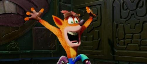 Crash Bandicoot - Vimeo/Buddha Jones