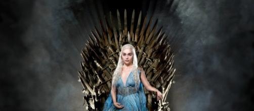 Daenerys Targaryen on the Iron Throne | Photo from Andrea Acuña via Flickr.com