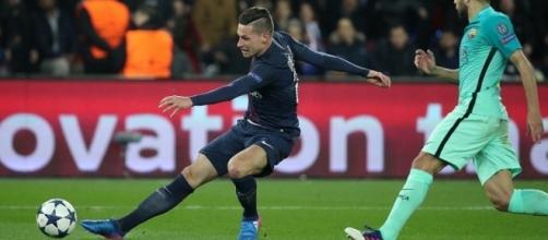 Draxler vers le Barça ? (via Reuters)