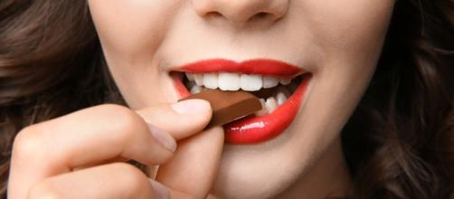 Eating chocolate is proven to improve memory - Africa Studio via Shutterstock