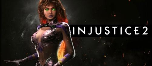 'Injustice 2' Starfire release date leaked ahead of stream, will arrive August 8(MAchinima Trailer Vault/YouTube Screenshot)