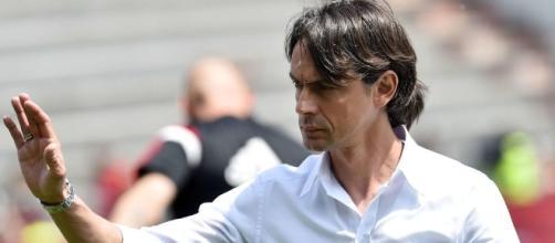 L'allenatore del Venezia Filippo Inzaghi - fourfourtwo.com