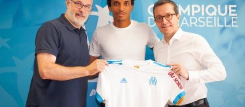 Luiz Gustavo - Olympique de Marseille