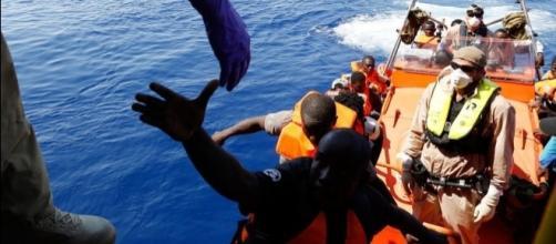 migranti | COMUNITA' CRISTIANA DI BASE DEL CASSANO – NAPOLI - cdbcassano.it