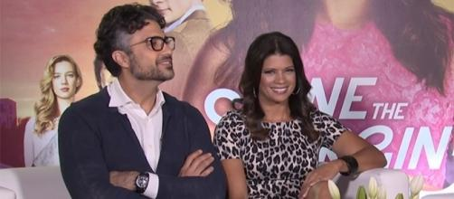 "Rogelio and Xiomara are set to face the challenges of marriage when ""Jane the Virgin"" season 4 returns in October. (YouTube/Canal Claro)"