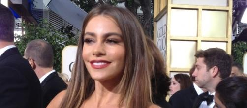 Sofia Vergara poses nude and talks weight loss, plastic surgery. Source: Wikimedia Jenn Deering Davis
