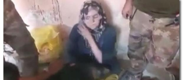Adolescenta din Germania Linda Wenzel a fost capturată în Mosul și ar putea fi executată sub acuzația de terorism - Foto: REUTERS