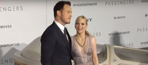 Chris Pratt and Anna Faris breaking up. Image[MaximoTV-YouTube]