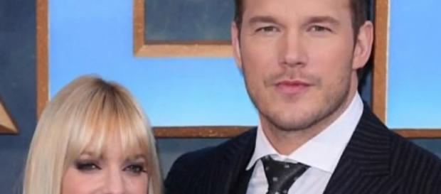Chriss Pratt and Anna Faris confirmed legal separation after 8-year of marriage. Image via YouTube/CelebrityNews