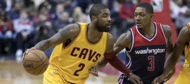 Cleveland Cavaliers - Kyrie Irving [Image source Pixabay.com]